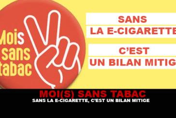 Εγώ (ες) ΧΩΡΙΣ ΚΟΚΚΙΝΟ: Χωρίς το ηλεκτρονικό τσιγάρο, είναι ένα μικτό δίσκο.