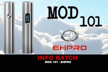 ΠΛΗΡΟΦΟΡΙΕΣ ΠΑΡΤΙΔΩΝ: Mod 101 (Ehpro)