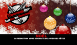 圣诞节:编辑团队祝你节日快乐!