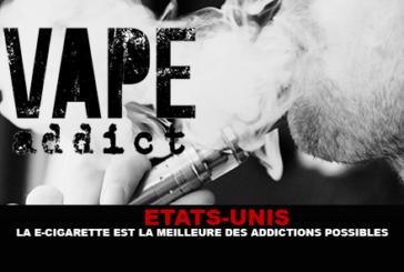 ΗΠΑ: Το ηλεκτρονικό τσιγάρο είναι ο καλύτερος εθισμός!