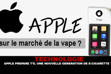 TECHNOLOGY: Is the giant Apple preparing a new generation of electronic cigarette?
