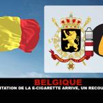 בלגיה: תקנה של סיגריה אלקטרונית מגיע, recourse מתוכנן!