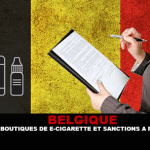 BELGIUM: Control of e-cigarette shops and sanctions from March.