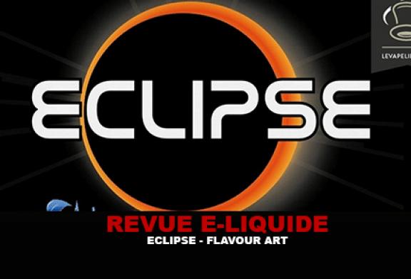 REVUE : ECLIPSE (GAMME E-MOTIONS) PAR FLAVOUR ART