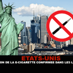 USA: The ban on e-cigarettes is confirmed in public places in New York.