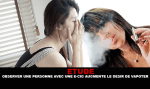 STUDY: Watching a person with an e-cigarette increases the desire to vape.