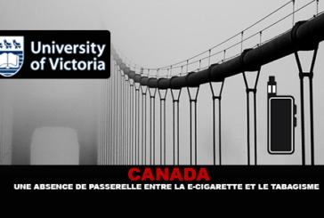 קנדה: מחקר מאשר חוסר שער של סיגריה אלקטרונית לעישון