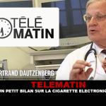 ТЕЛЕМАТИН: Небольшой отчет об электронной сигарете с доктором Даутценбергом.