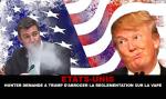 美国:邓肯猎人要求特朗普废除电子烟规定