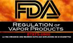 VS: FDA houdt vergadering na talloze explosies van e-sigaretten.