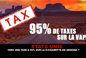 USA: Towards a 95% Tax on Arizona E-cigarettes?
