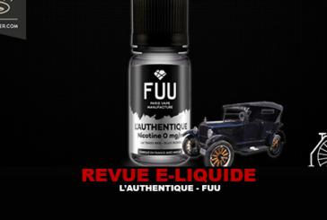 REVUE: THE AUTHENTIC (ORIGINAL RANGE SILVER) BY FUU