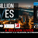 A BILLION LIVES: The documentary soon on TV, streaming and Blu-ray.
