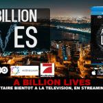 מיליארד חיים: הסרט התיעודי בקרוב בטלוויזיה, הזרמת Blu-ray.