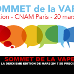 SUMMIT OF THE VAPE: la seconda edizione di Mars 2017 è stata chiarita.