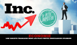 ECONOMY: A French e-cigarette company in the fastest growing in Europe.