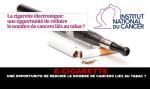 E-SIGARETTA: un'opportunità per ridurre il numero di tumori legati al tabacco?