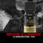 REVUE : LA MANUFACTURE PAR FUU