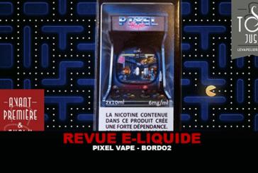 REVIEW: PIXEL VAPE (PREMIUM RANGE) BY BORDO2
