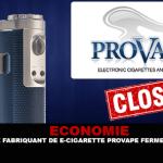 כלכלה: היצרן המפורסם של e-cigarette Provape סוגר את שעריו.