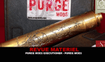 סקירה: PURGE מודים EXECUTIONER ידי PURGE MODS