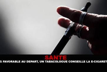 SALUTE: inizialmente non favorevole, un esperto di tabacco consiglia la sigaretta elettronica.
