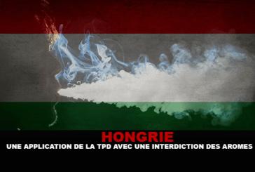 HONGARIJE: Een toepassing van TPD met een smaakverbod voor e-liquids.