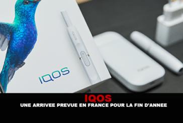 IQOS : Une arrivée prévue en France pour la fin d'année 2017