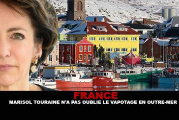 FRANCE : Marisol Touraine n'a pas oublié le vapotage dans les territoires d'Outre-Mer.