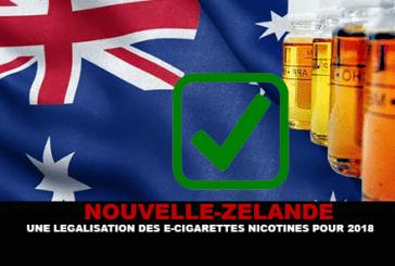 ניו זילנד: לגליזציה של סיגריות ניקוטין לשנה הבאה.