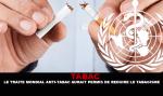 TABAK: Het wereldwijde verdrag tegen het roken zou het roken hebben verminderd.
