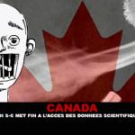 CANADA: S-5 Bill Termina l'accesso ai dati scientifici su Vape
