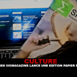 CULTURE: The Italian site of vape Sigmagazine launches a bimonthly paper edition.