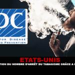 СОЕДИНЕННЫЕ ШТАТЫ: Увеличивается количество прекращений курения благодаря электронной сигарете.