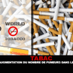 TOBACCO: An increase in the number of smokers in the world!