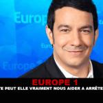 EUROPE 1 : La e-cigarette peut-elle vraiment nous aider à arrêter de fumer ?