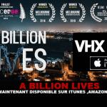 חיי מיליארד דולר: הקוביות זמינות כעת ב- iTunes, Amazon ו- VHX.