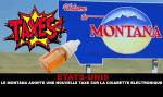 Estados Unidos: Montana adopta un nuevo impuesto al cigarrillo electrónico