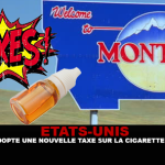 USA: il Montana adotta una nuova tassa sulle sigarette elettroniche
