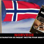 NORWAY: הקדמה של החבילה הניטרלית עבור 1er יולי 2017.
