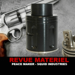REVUE : PEACE MAKER PAR SQUID INDUSTRIES