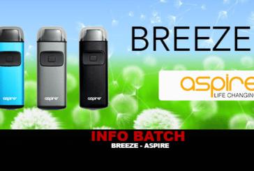 מידע נוסף: Breeze (Aspire)