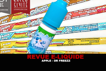 REVUE : APPLE PAR DR FREEZZ !