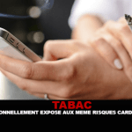 TABAC : Fumer occasionnellement expose aux même risques cardiovasculaires.