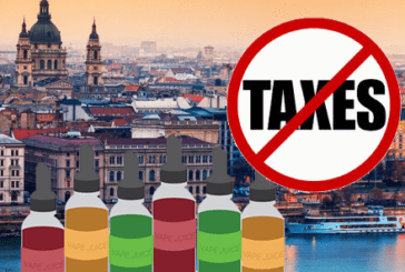 UNGHERIA: Abbandono del progetto di aumento delle tasse per liquidi elettronici.