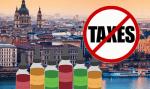 UNGHERIA: abbandono del progetto per aumentare le tasse sugli e-liquid.