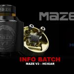 INFORMAZIONI SUL BATCH: Maze V3 (Hcigar)