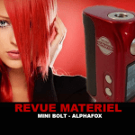 REVIEW: MINI BOLT BY ALPHAFOX