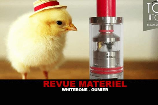 REVUE : Whitebone par Oumier