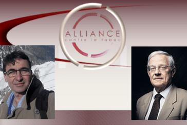 ALLIANCE CONTRE LE TABAC : Michèle Delaunay se retire, le Pr Dautzenberg devient secrétaire général